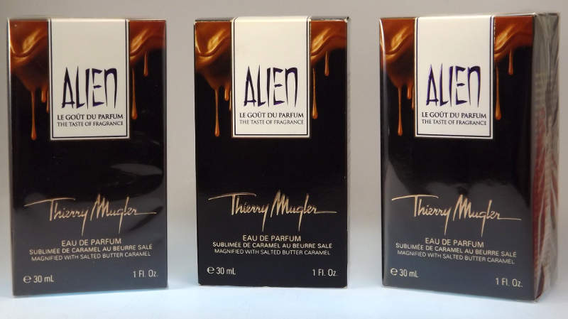 Alien Parfüm The Taste of Fragrance