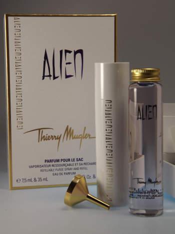 Alien Parfum Pour Le Sac