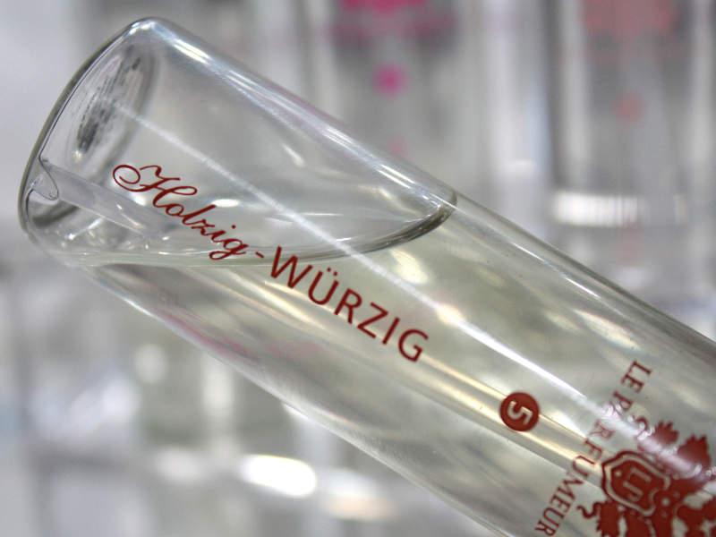 Parfümlayering Holzig-Würzig