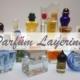 durch Parfüm Layering Düfte kombinieren