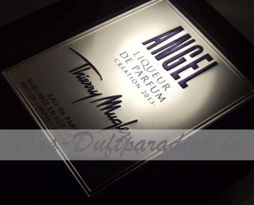 exklusives Label von Limitiertes Thierry Mugler Angel Liqueur de Parfum Creation 2013