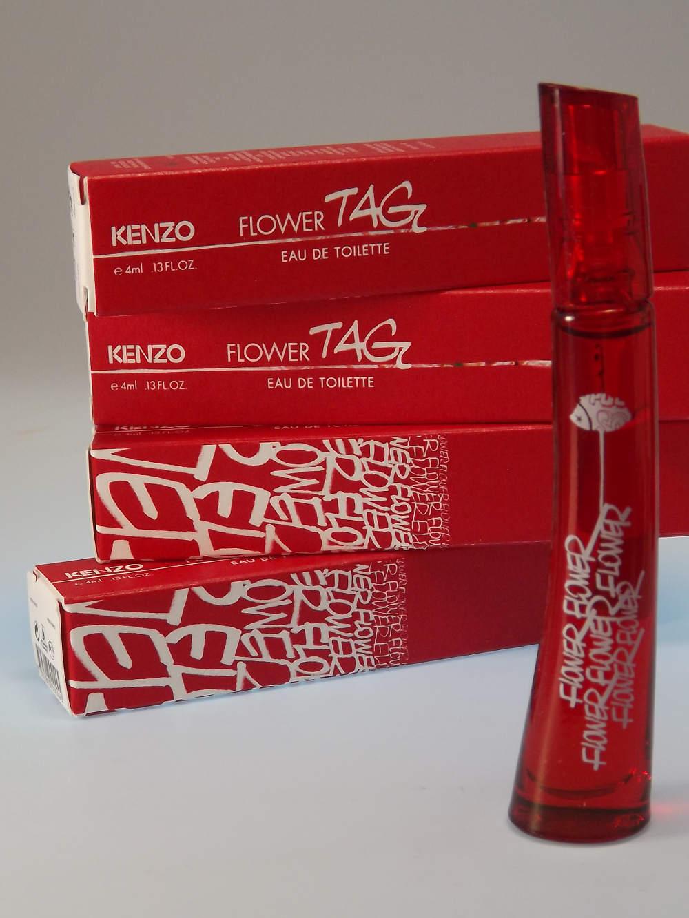 Flower Tag Kenzo Parfum