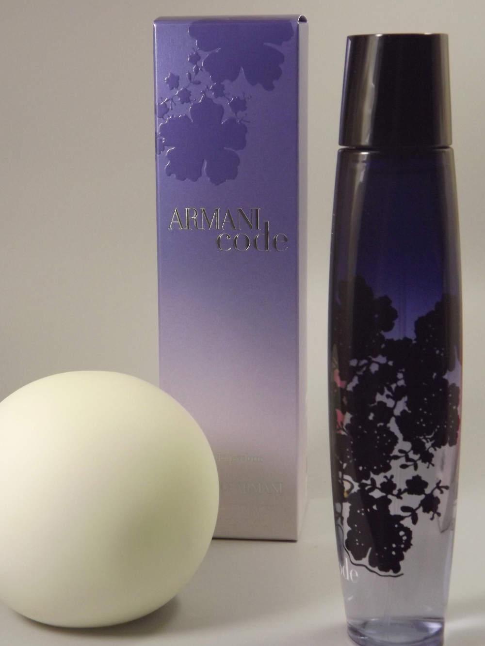 Armani Code Femme EdP 75 ml