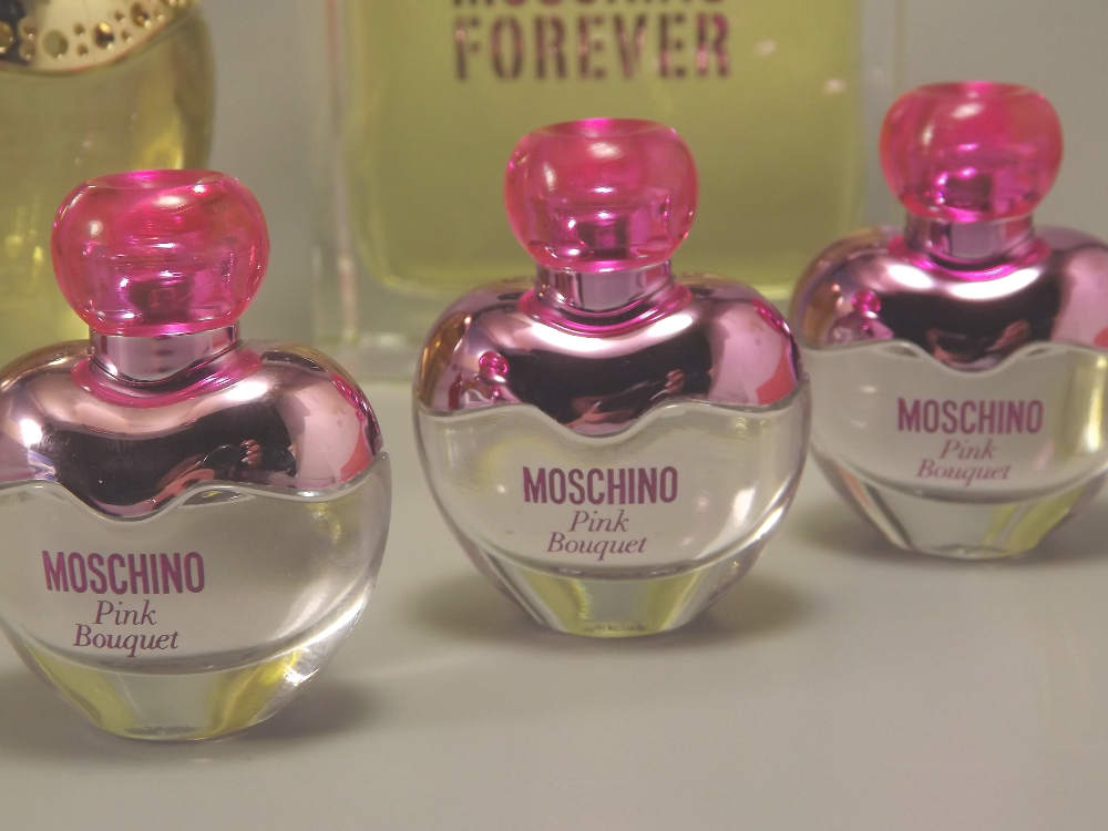 Moschino Pink Bouquet EdT