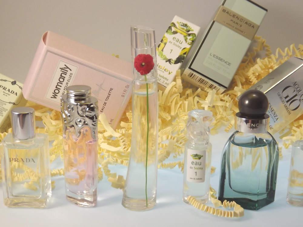 Shopping Gutscheine Parfümerie