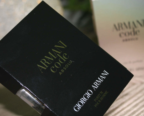 Armani Code Absolu pour homme Duftbeschreibung