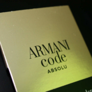 Armani Code absolu pour femme Damenparfüm