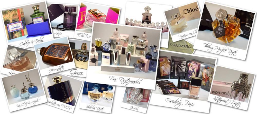 Das Duftparadies - Wissenswertes rund um Parfüm