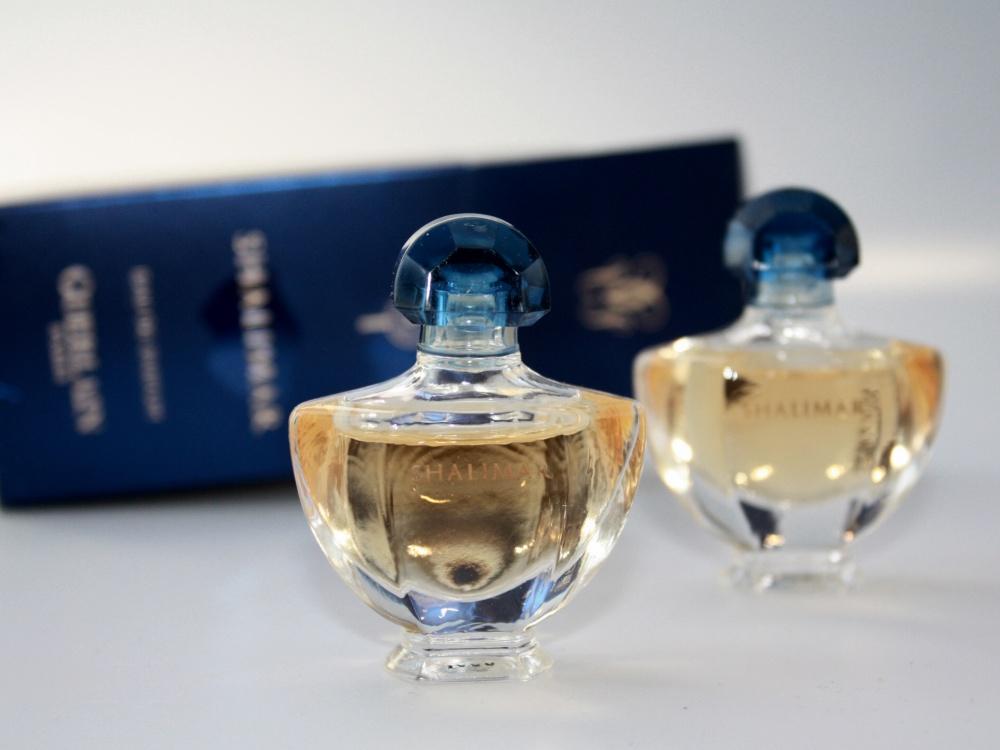 Guerlain Shalimar Eau de Parfum Parfümflakon
