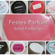 Festes Parfüm - wie gut sind Solid Perfumes