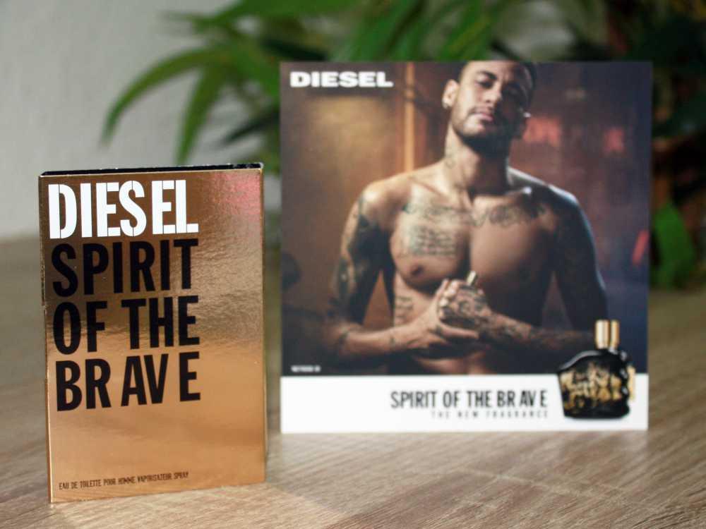 Diesel Spirit of the Brave EdT für Männer