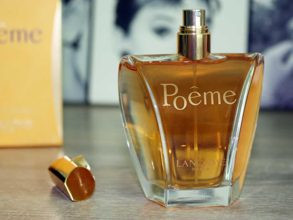 Lancome Poeme EdP 100 ml Parfümflakon - blumiges Damenparfüm
