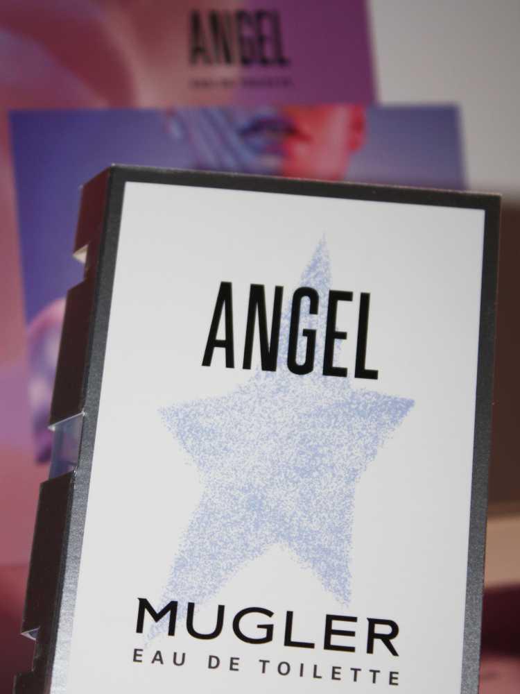 Duftprobe Mugler Angel EdT 2019