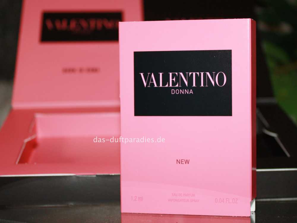 Valentina Donna Born in Roma EdP Duftbeschreibung