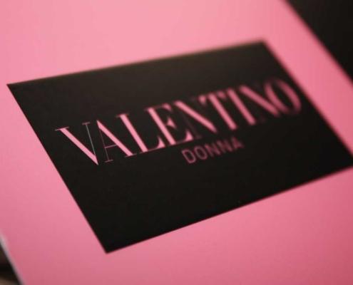 Duftbeschreibung Valentino Donna EdP