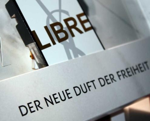 Parfümprobe von YSL Beauty Libre - Der neue Duft der Freiheit