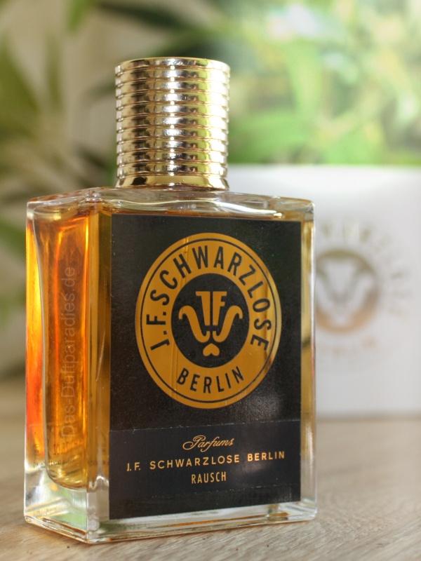 J.F. Schwarzlose Rausch Parfüm für Männer und Frauen