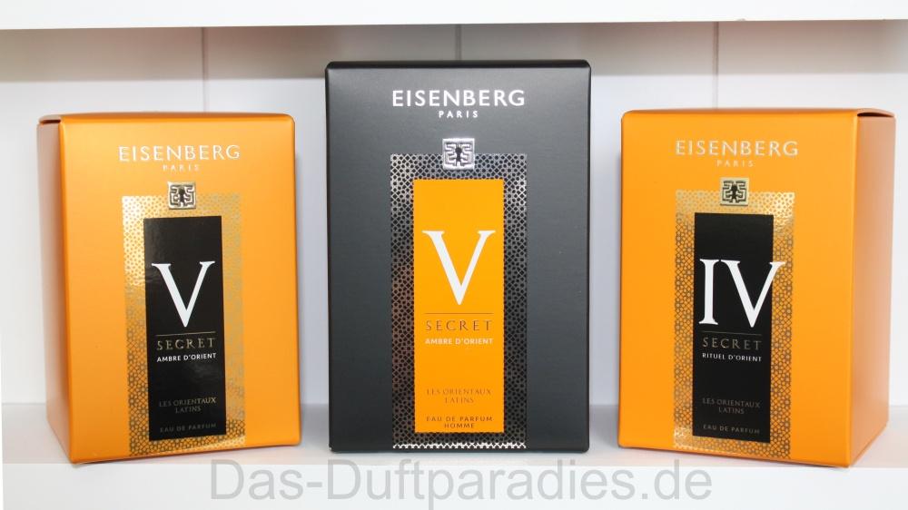 Eisenberg Paris Les Orientaux Latins Parfüm Damendüfte und Herrenparfüm