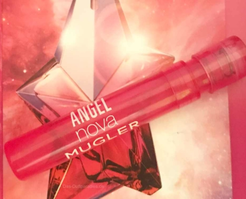 Mugler Angel Nova Eau de Parfum Duftbeschreibung auf Das-Duftparadies.de