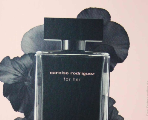 Narciso Rodriguez for her Eau de Toilette - Duftbeschreibung auf Das-Duftparadies.de