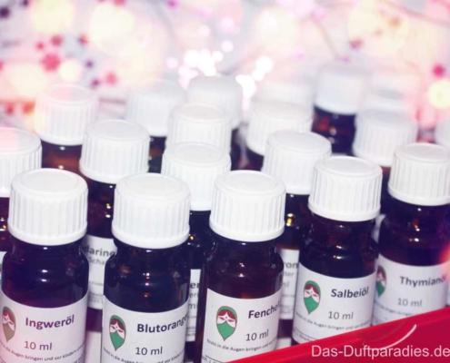 Naturreine ätherische Öle - Qualität & Verwendung