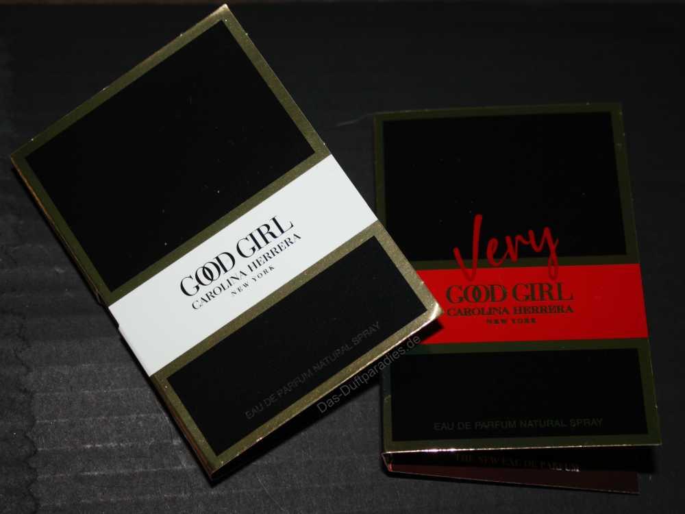 Carolina Herrera Good Girl Parfüm Parfümproben