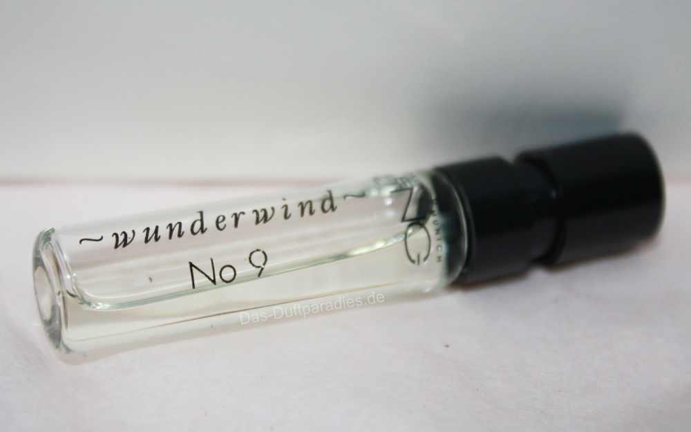 Beschreibung von Lengling Parfums wunderwind No 9