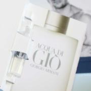 Giorgio Armani Acqua di Gio EdT Parfümprobe & Duftbeschreibung