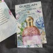 Guerlain Aqua Allegoria Flora Salvaggia EdT Duftbeschreibung - ein Parfüm für Frauen
