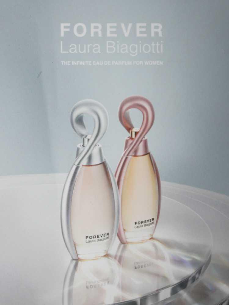 Parfümkarte von Laura Biagiotti Forever Eau de Parfum