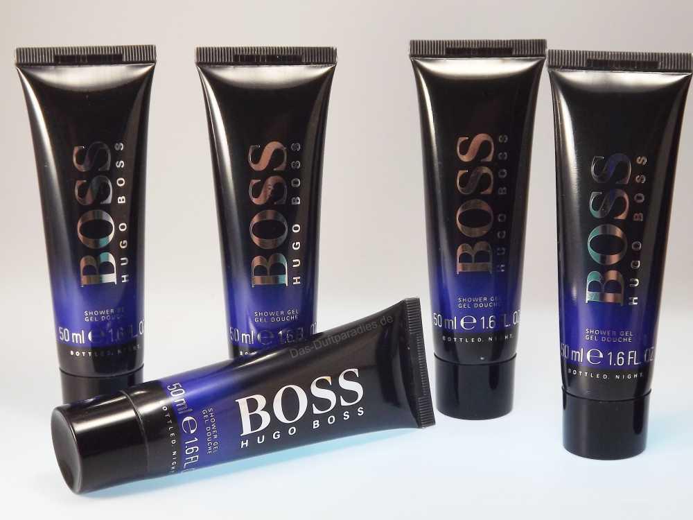 Hugo Boss Bottled Night Duschpflege für Männer