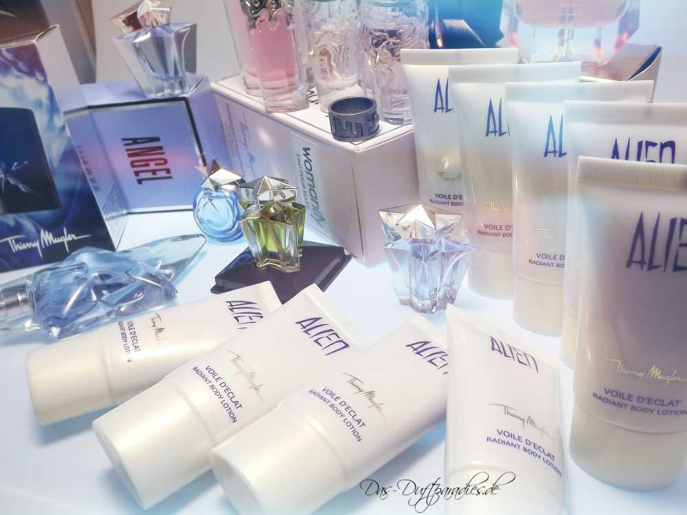 Passende parfümierte Bodylotion zum Parfüm erhöht die Haltbarkeit des Dufts
