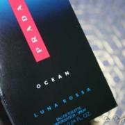 Prada Luna Rossa Ocean EdT Parfümprobe Herrenduft