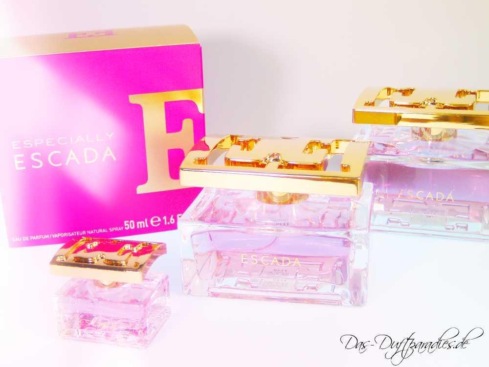 Romantisch: Especially Escada Parfüm für Damen