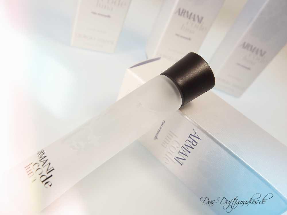 Ein zauberhaftes Parfüm für Frauen: Giorgio Armani Code Luna