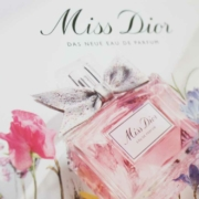 Miss Dior Eau de Parfum 2021 Parfümkarte