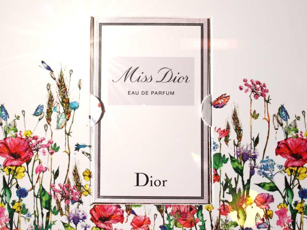 Miss Dior Eau de Parfum 2021 neu lanciert