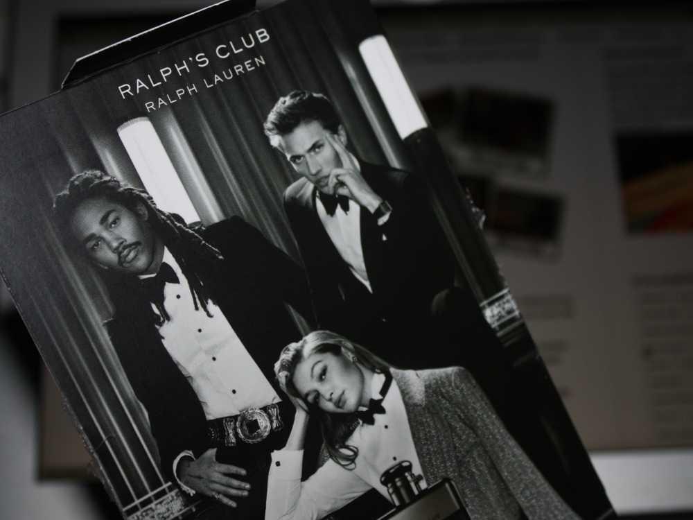 Ralph Lauren Ralphs Club EdP - Duftbeschreibung des Herrenparfums