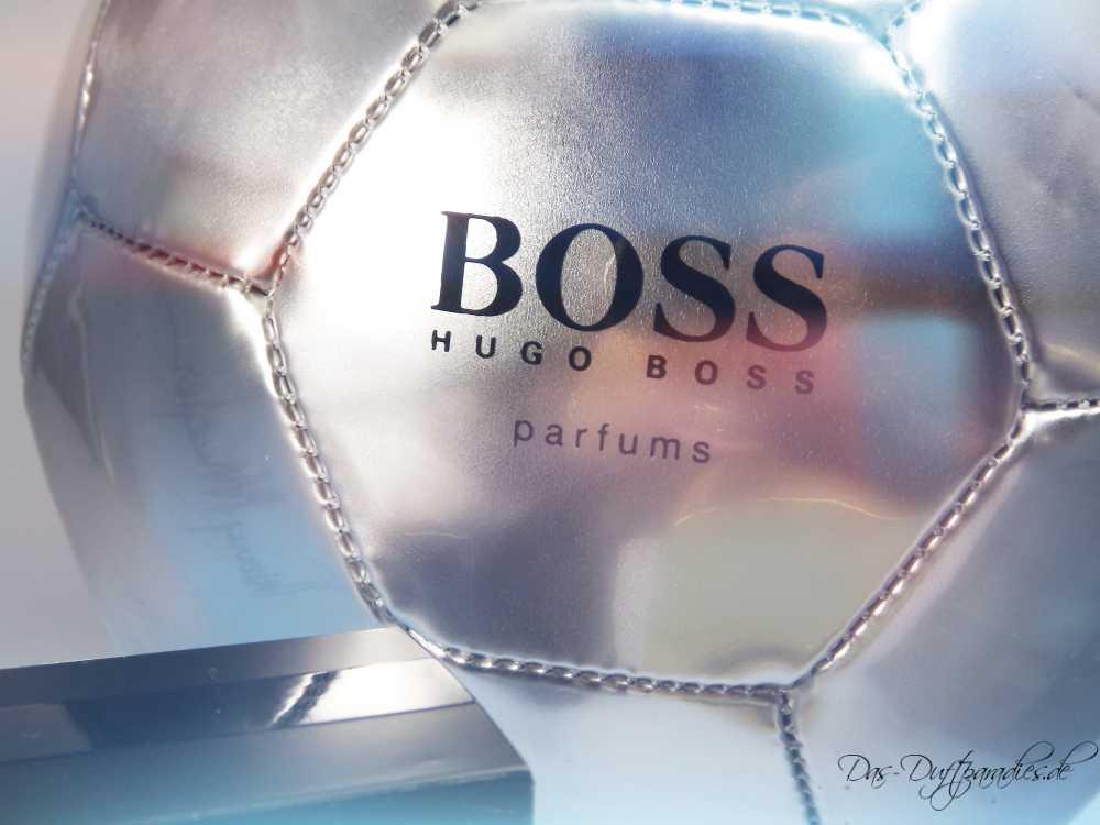 Die Parfümmarke Hugo Boss ist bekannt für sportliche Herrendüfte