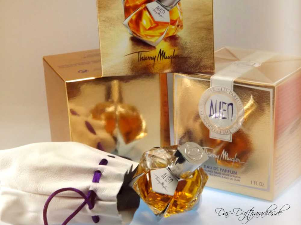 Thierry Mugler limitierte Edition - Fragrances of Leather