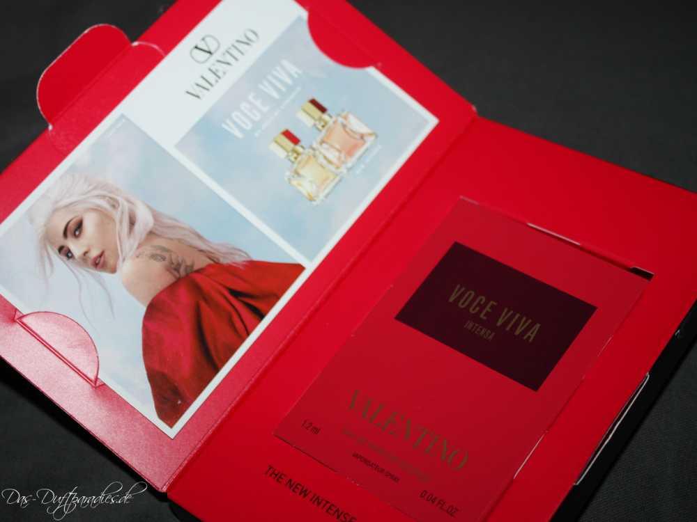 Valentino Parfüm - Werbegesicht ist Lady Gaga